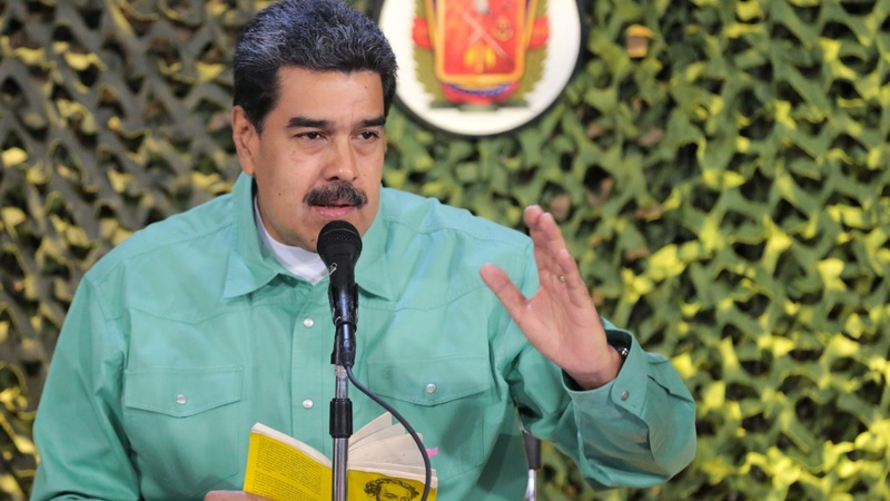 After deadly clashes, Maduro faces more sanctions