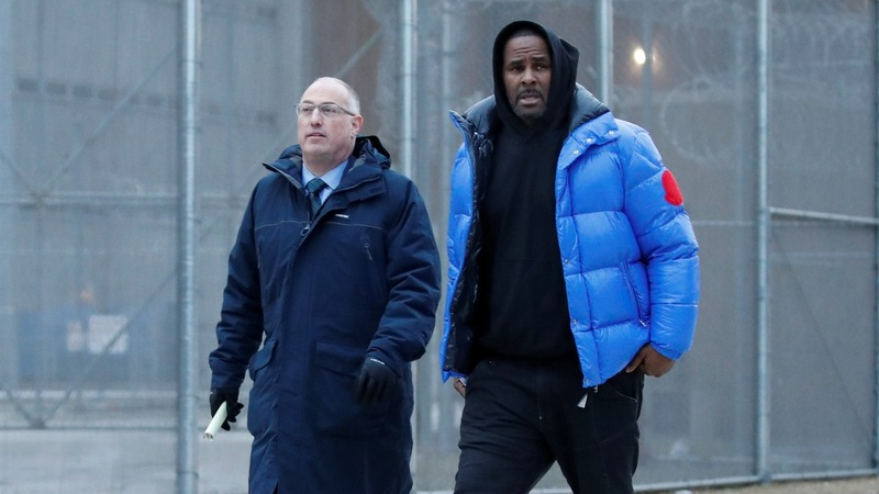R.  Kelly released from jail after posting bail