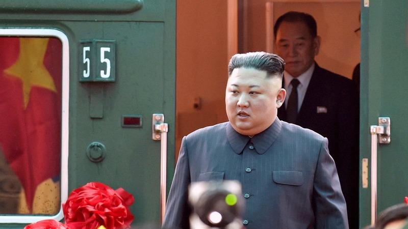 INSIGHT: Kim Jong Un arrives in Vietnam