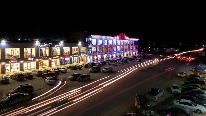 Big brands return to Libya's war-torn Benghazi