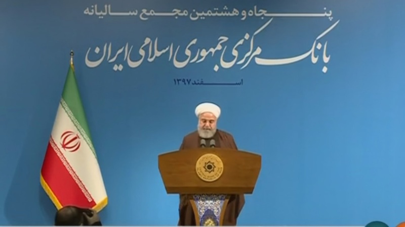 Iran's Rouhani stands by ally after resignation