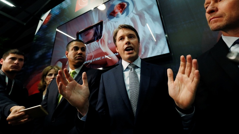 Huawei, U.S. square off at Mobile World Congress