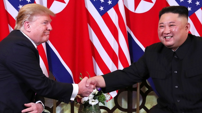 Trump, Kim predict success in second nuclear summit
