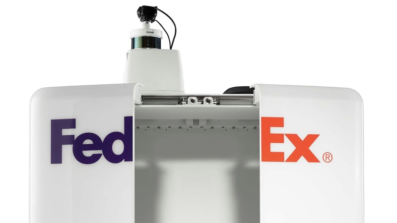 FedEx bot may soon deliver your pizza