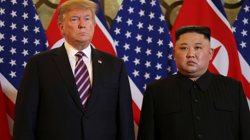 Reuters, others banned from Trump-Kim dinner