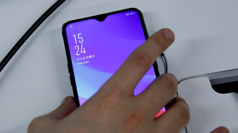Peak smartphone? Makers bank on 5G for revival