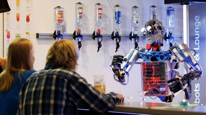 Robots get record number of jobs in U.S.