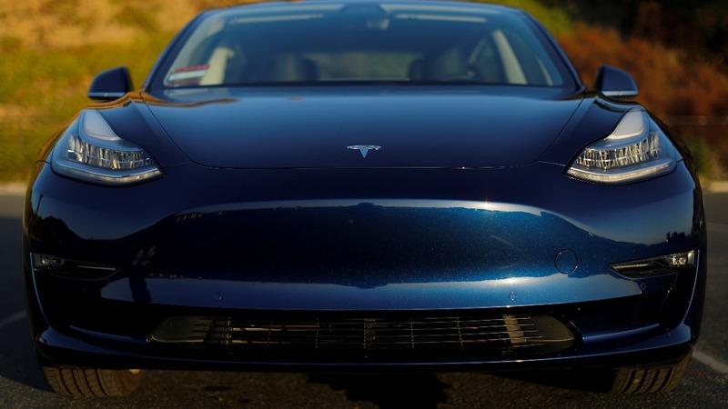 Tesla debuts $35K Model 3