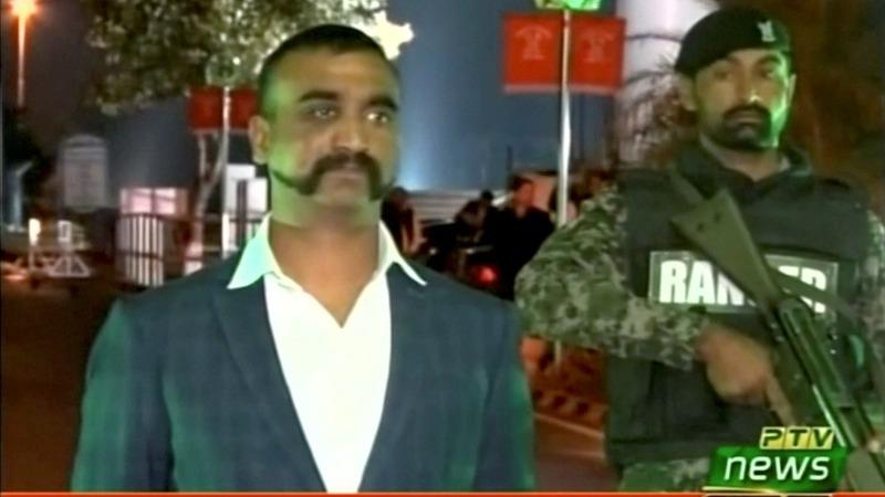 Pakistan frees Indian pilot as crisis thaws
