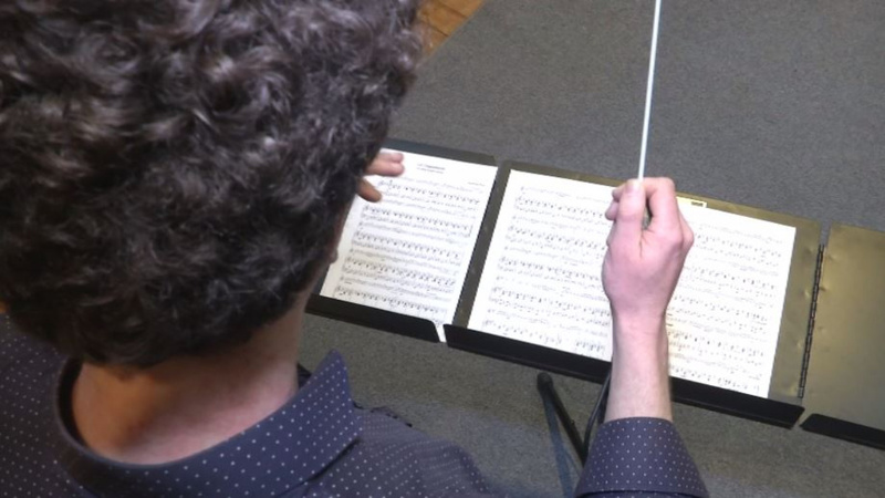 Tech baton creates opportunity for blind musicians