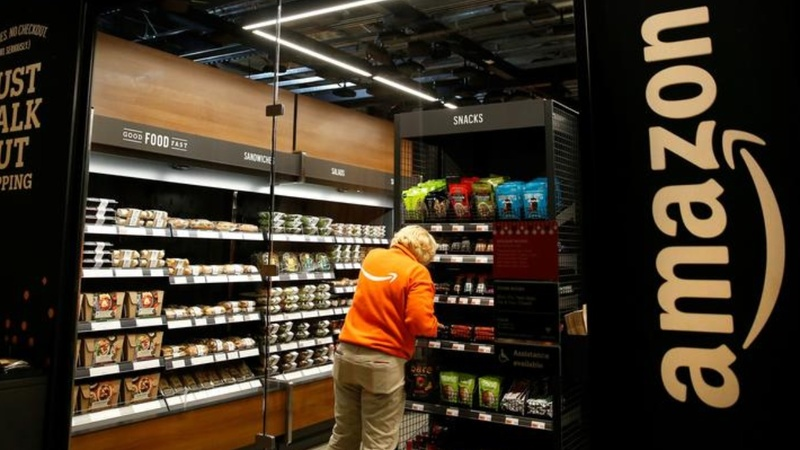 U.S. grocers get another Amazon spook