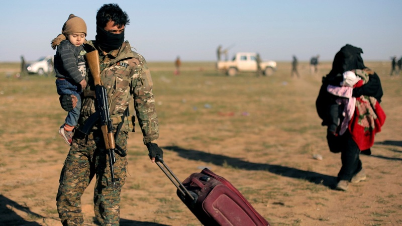 Islamic State faces final defeat in Syria battle