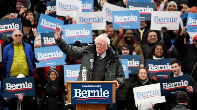 VERBATIM: Sanders gets personal on campaign trail