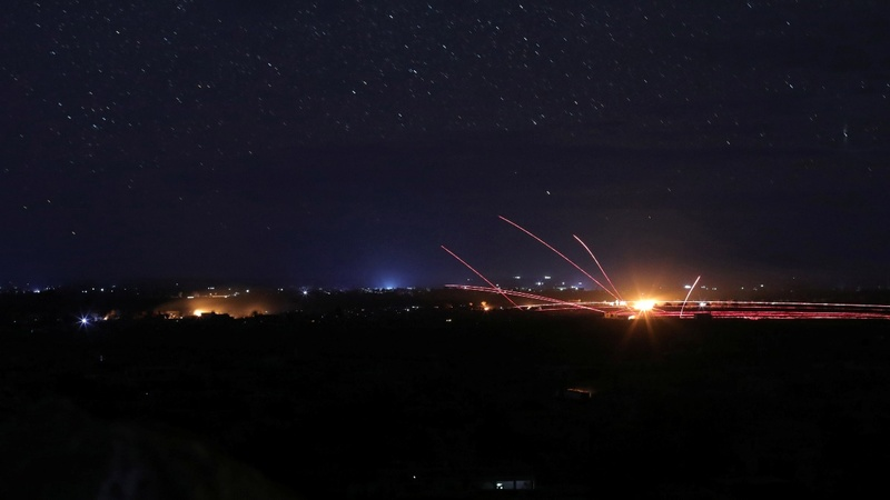 U.S.-backed Syrian force attacks final IS enclave