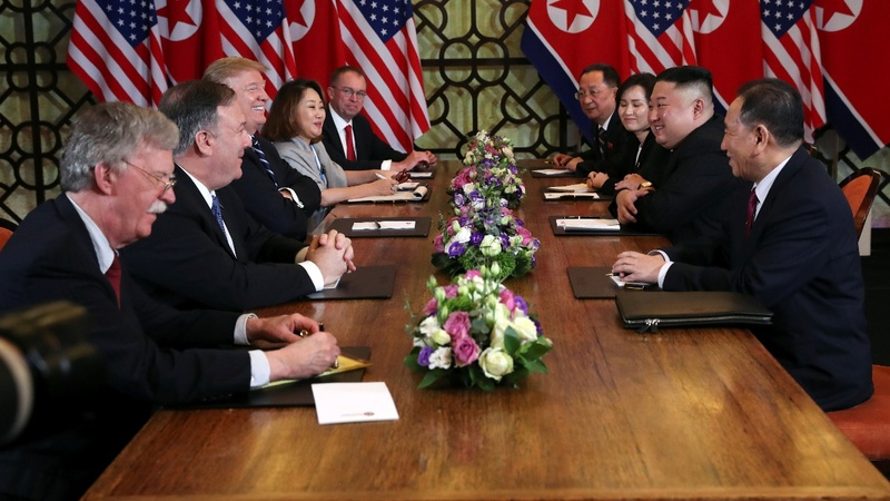 VERBATIM: Bolton calls N. Korea summit 'success'