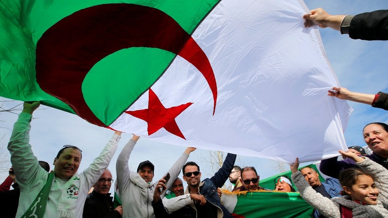 Re-election promise aims to ease Algeria protests