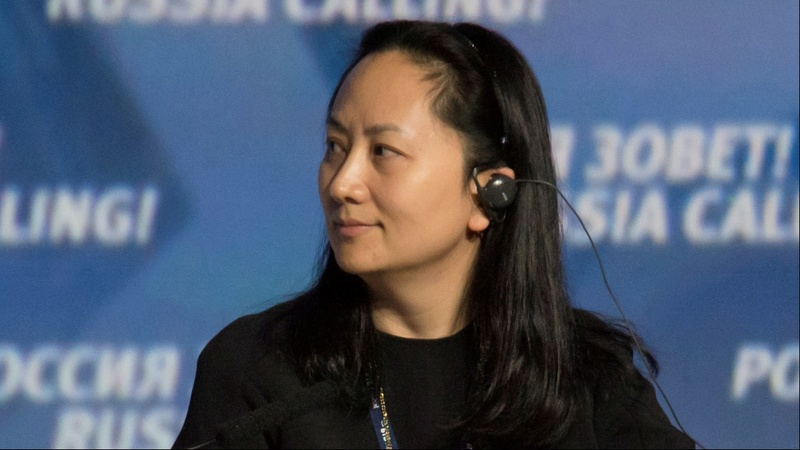 Huawei CFO suing Canada over December arrest