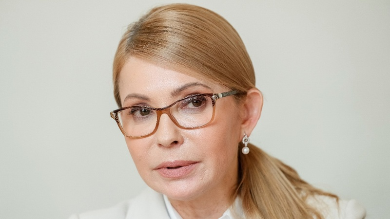 Ukraine 'gas princess' fights for return to power