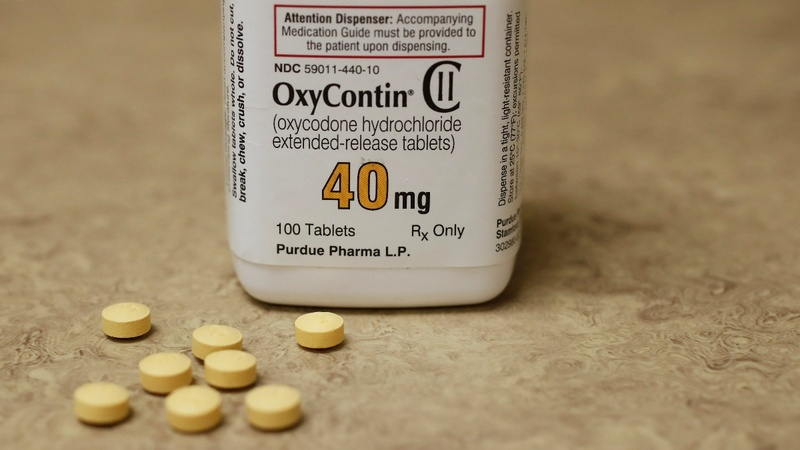 Exclusive: OxyContin maker mulls bankruptcy