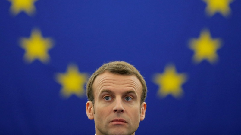 Macron lays out plan for new EU 'renaissance'