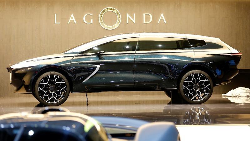 Electric 'hypercars' aim at green billionaires