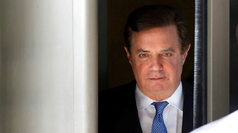 Manafort sentenced to 47 months  in prison