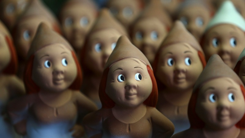Wanted: gnome maker to take over historic firm