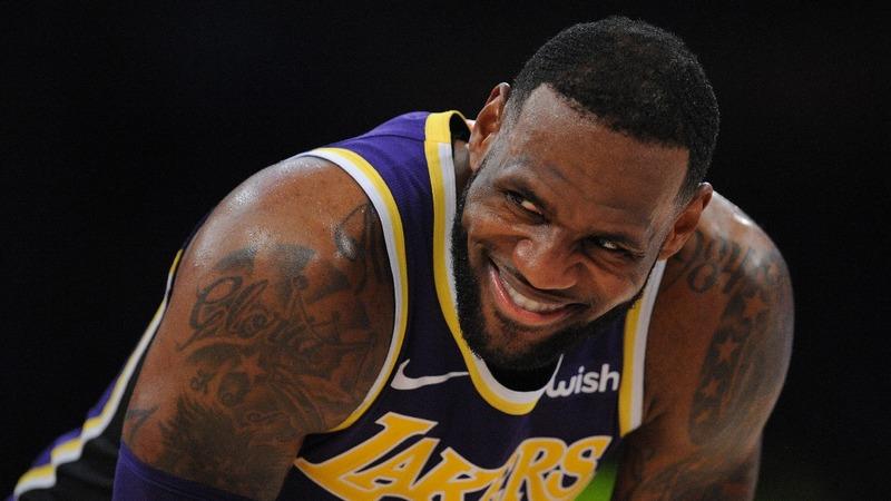 NBA's LeBron surpasses Jordan in career points