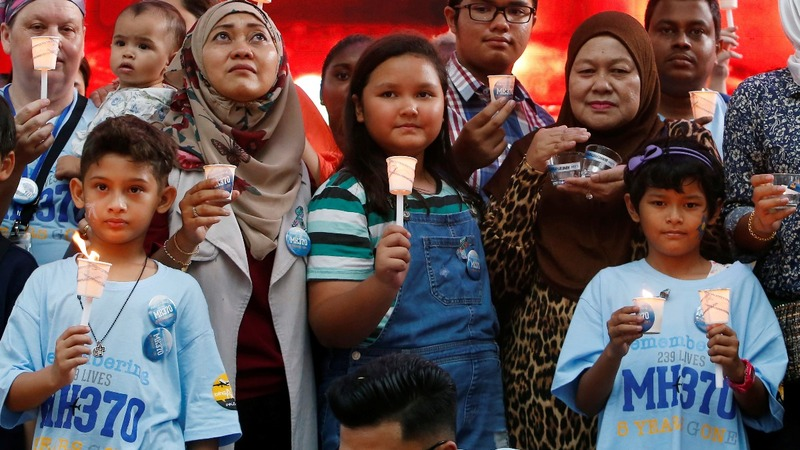 Five years on, MH370 families cling to hope