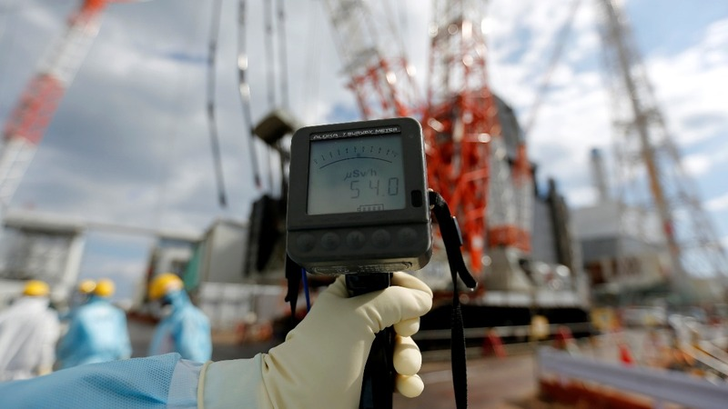 Fukushima cleanup threatened by water woes