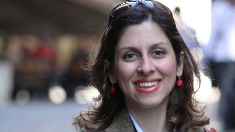 UK hands Zaghari-Ratcliffe diplomatic protection