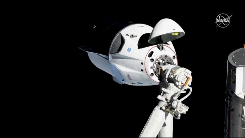 INSIGHT: SpaceX Crew Dragon returns to Earth