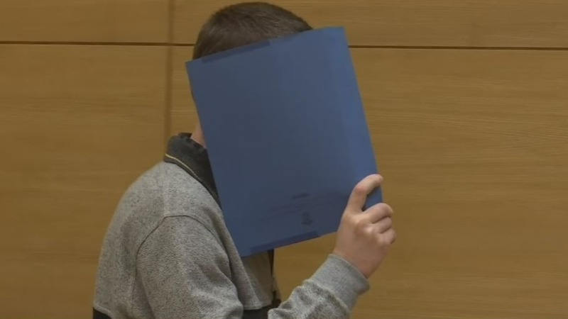 German gets life for poisoning colleagues' lunch