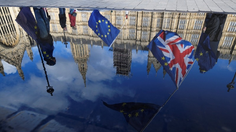In Brexit's next act, theatrics are only certainty