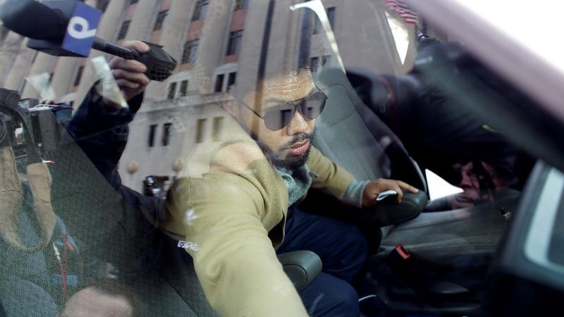 'Empire' actor Smollett facing 16-felony charge
