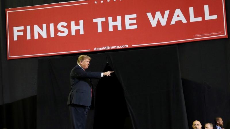 Trump budget lands on Monday