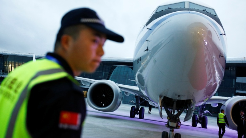 China grounds Boeing 737 MAX jets after crash