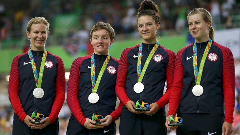 Olympic cyclist Kelly Catlin dies at age 23