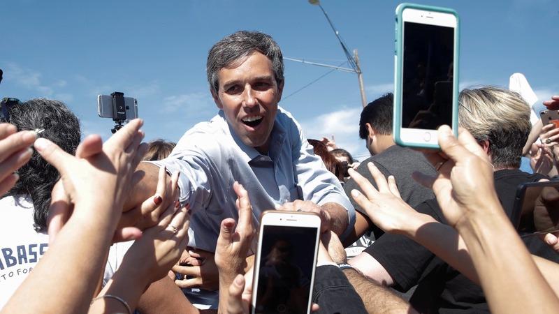 Beto O'Rourke leaps into White House race