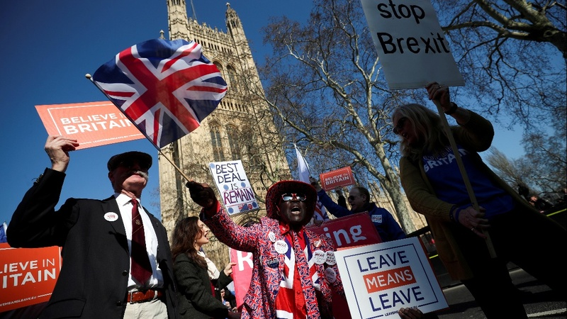 British parliament to vote on no-deal Brexit
