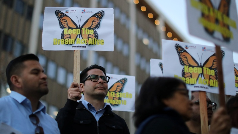 Dems unveil new bill to protect Dreamers