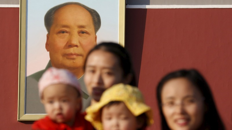 China's lawmakers push to 'liberate fertility'