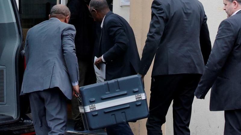 Analysis starts on Ethiopia jet black boxes