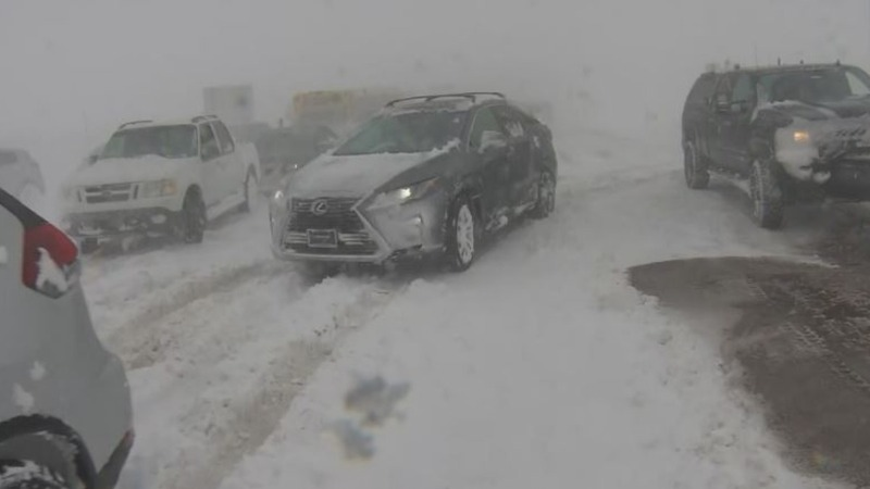 'Bomb cyclone' hits U.S. Midwest