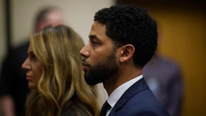 Smollett pleads 'not guilty' to felony charges