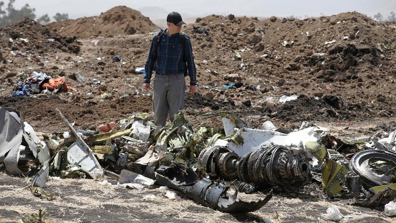 Clue found in Ethiopia Boeing wreckage: sources