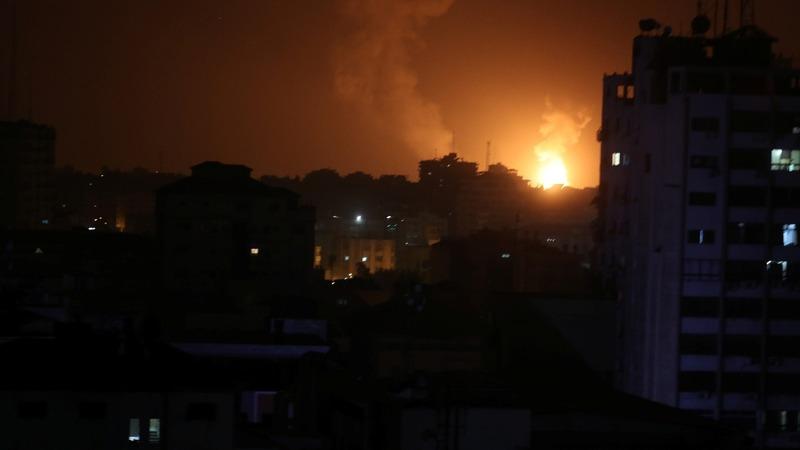 Tel Aviv rocket attack may have been accidental