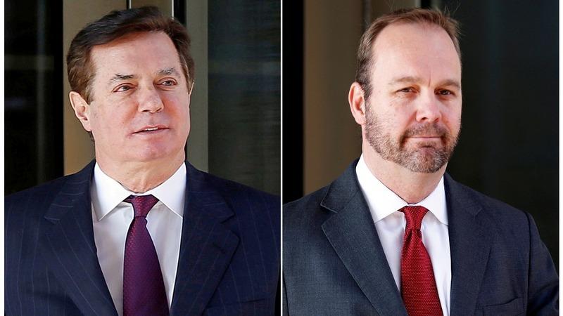 Mueller signals deeper role for Manafort ex-aide