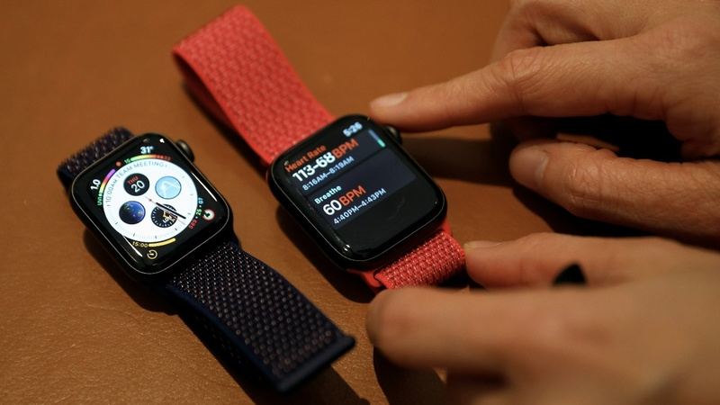 Apple Watch spots irregular heart beat: study