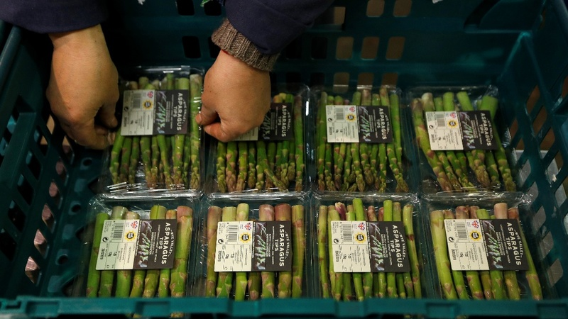 Eat asparagus? Brexit may hit British farms next